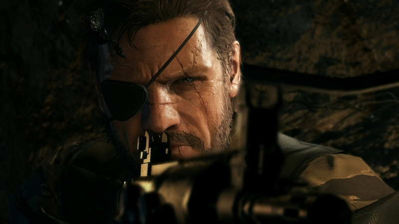 Metal Gear Solid V: The Phantom Pain E3 2013 RED BAND Trailer (Extended Director's Cut)