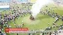 Полонинська ватра у горах на Буковині влаштували свято виходу на полонини