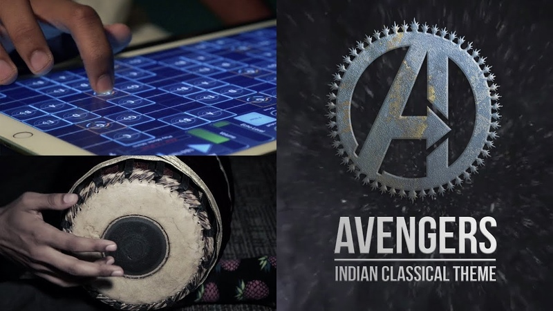 Avengers - The Ultimate Indian Theme (feat. Vivek Ramanan)