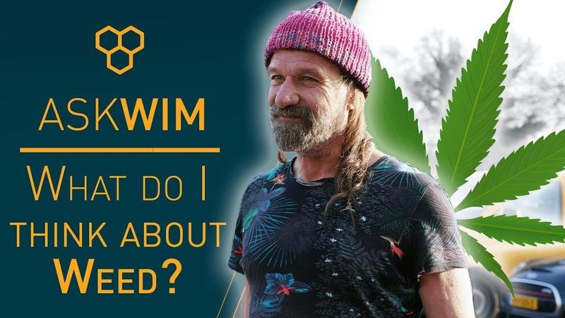 Iceman Wim Hof and Weed AskWim