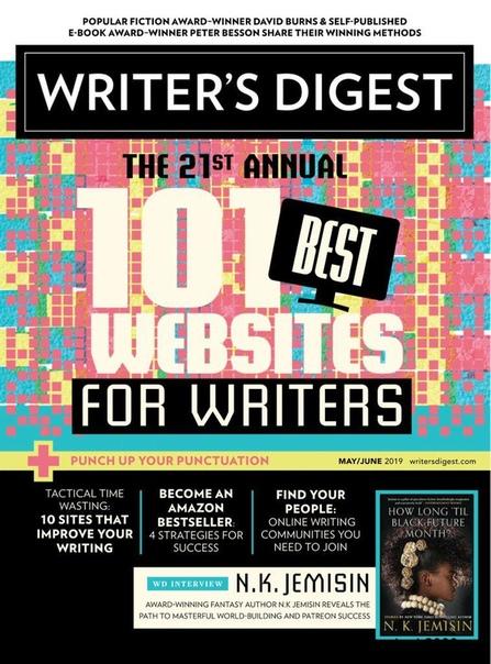 2019-05-01 Writer s Digest