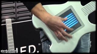 MISA DIGITAL KITARA @ WINTER NAMM 2011: USB/MIDI GUITAR & SYNTH