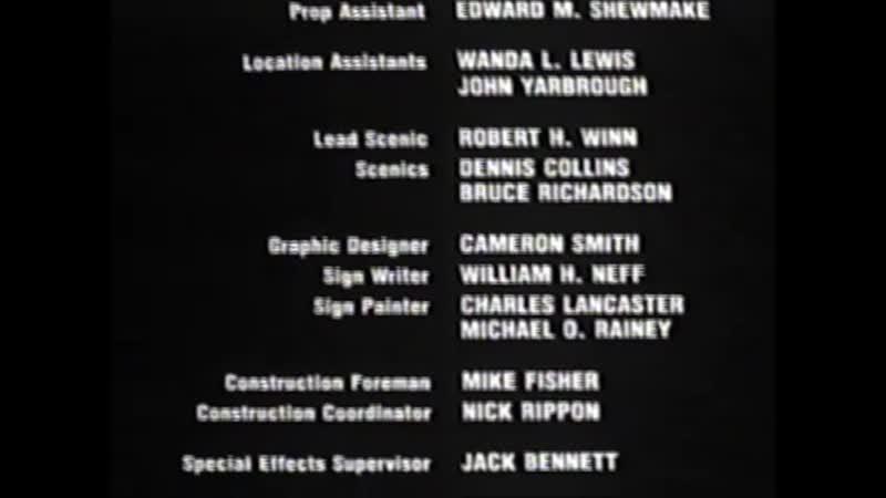 Movie End Credits 1496 Ruby