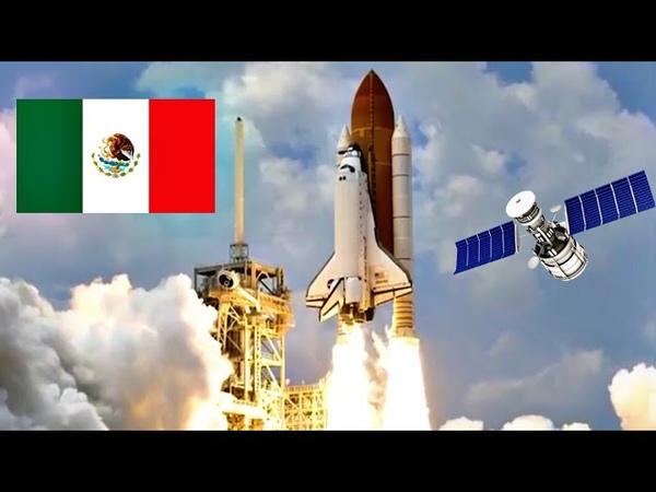 DESARROLLO ESPACIAL SATÉLITAL EN MÉXICO | AVANCES TECNOLÓGICOS EN LA HISTORIA