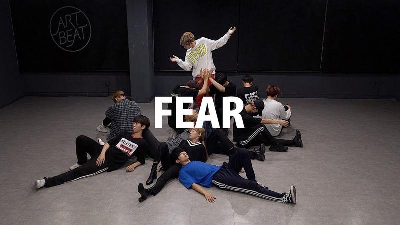SEVENTEEN 세븐틴 - 독 : Fear   커버댄스 DANCE COVER   안무 거울모드 MIRRORED   연습실 PRACTICE ver.
