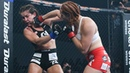 Abigail Montes vs Claudia Zamora Full Fight | MMA | Combate Guadalajara