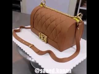 """Как сделать торт """"дамская сумочка"""". / наша группа в  """"торты на заказ. мировые шедевры""""."""