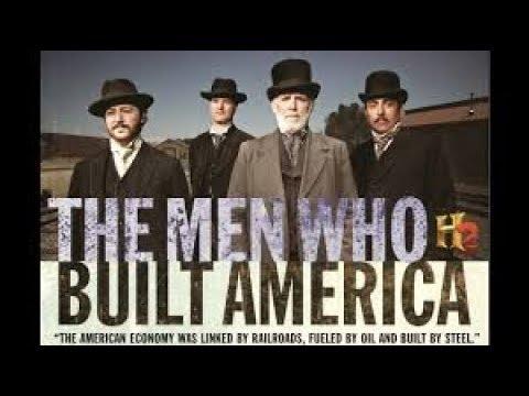 Люди построившие Америку Серия 7 Бизнесмены и Белый дом Белый дом под контролем