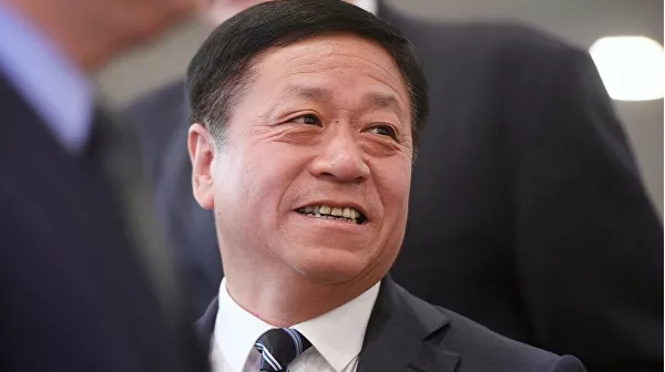 Китайский посол высмеял украинских инструкторов на протестах в Гонконге
