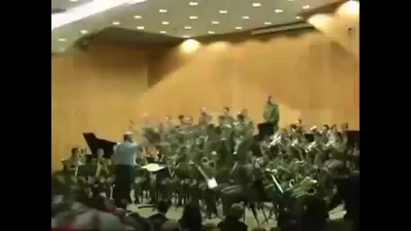 ISRAEL MUSIC HISTORY IDF Band in Acre 9/09 צהל בעכו