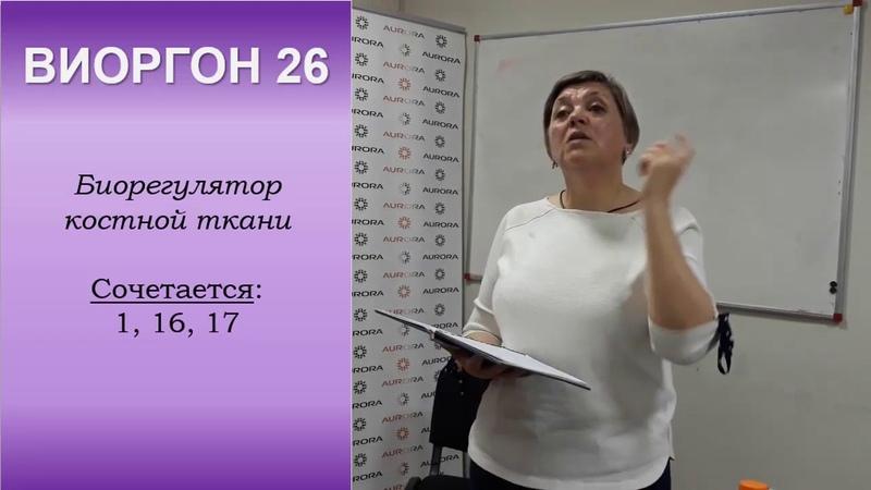 Обзор виоргонов 21-30 Часть 3. Ольга Цирулис Аврора