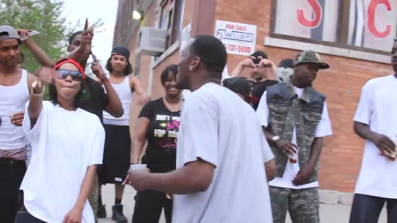 10 40 Shawty Fuck Ah Opp Official Music Video Shot by @GBOY