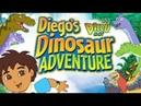 Go Diego Go Diego's Dinosaur Adventure Game English Dora Friend Dora the Explorer