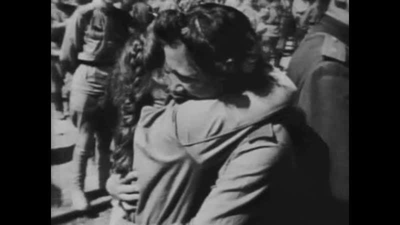 9 мая 1945 года. Фрагмент из фильма Вторая мировая война. День за днем.