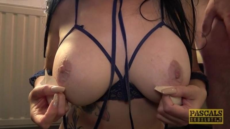 PascalsSubSluts - Damaris - [Anal, big tits, domination, Bondage, Spanking, Masturbation, Toy,  480p