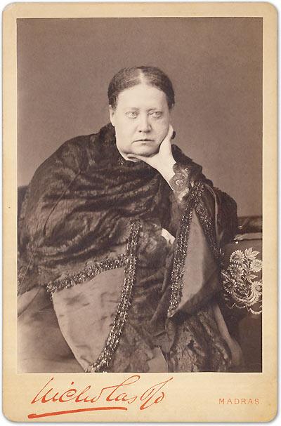 Е.П. Блаватская «Сфинкс XIX столетия», изображение №9