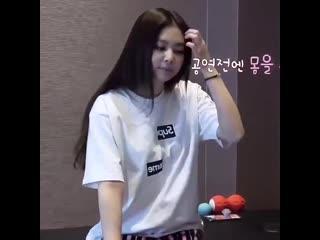 Jennie kim five years old-imnida