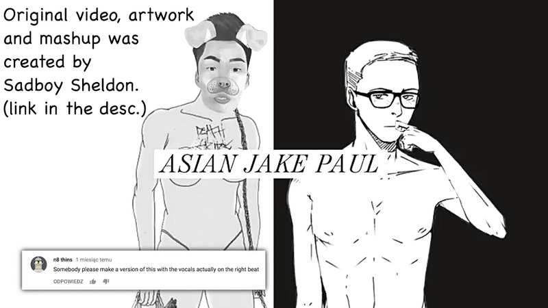 RiceGum Is A Bitch Please Asian Jake Paul X Death Grips Mashup V2 0