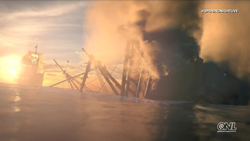 Port Royale 4 - Reveal Trailer Gamescom 2019
