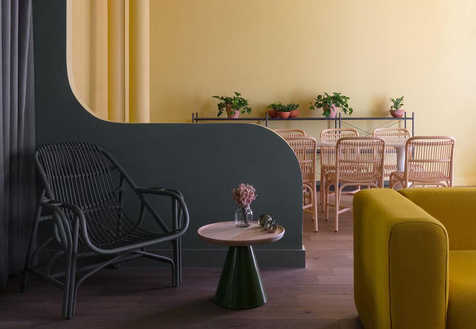 Grzywinski   Pons: отель в Манчестере    01