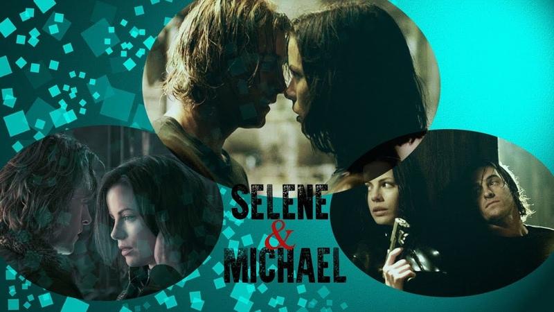 ► Selene Michael Corvin ϟ Underworld ♣ Curtain Call ♣