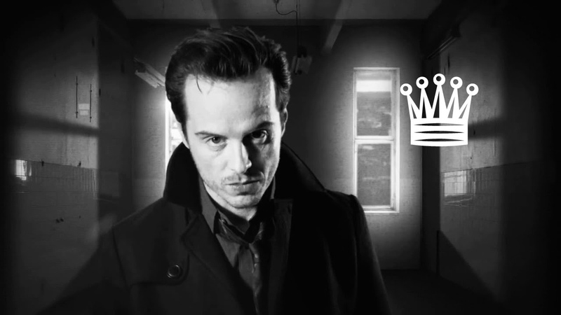 You should see me in a crown jim moriarty ♛