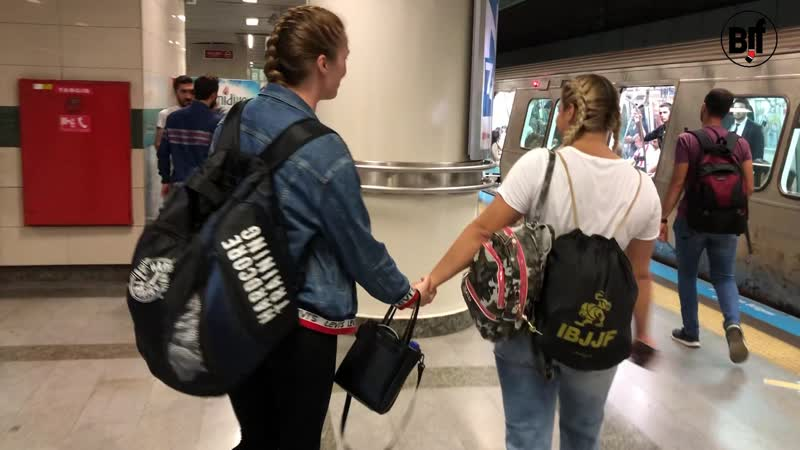 Маша и Даша - Istanbul bjj trip - 1 серия bjjfreaks_TV bjf_нашилюди