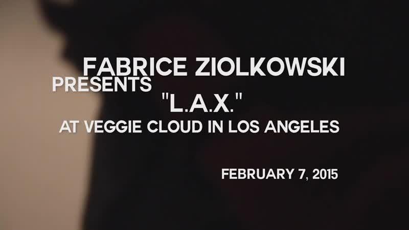 Fabrice Ziolkowski Los Angeles Filmforum