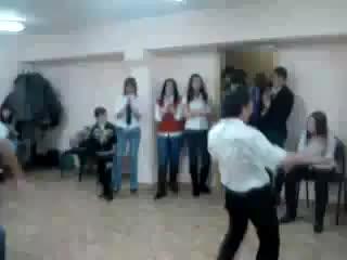 Дагестанцы показывают класс(во время нашей поездки в Волгоград)
