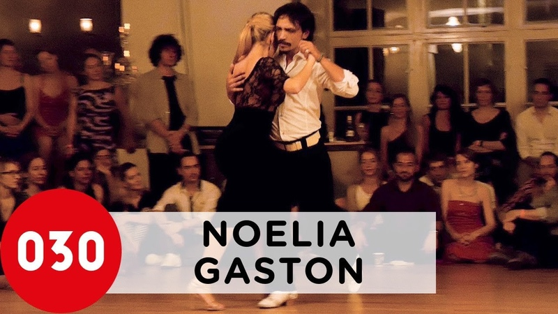 Noelia Hurtado and Gaston Torelli