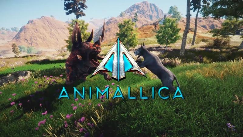 Animallica Official Trailer