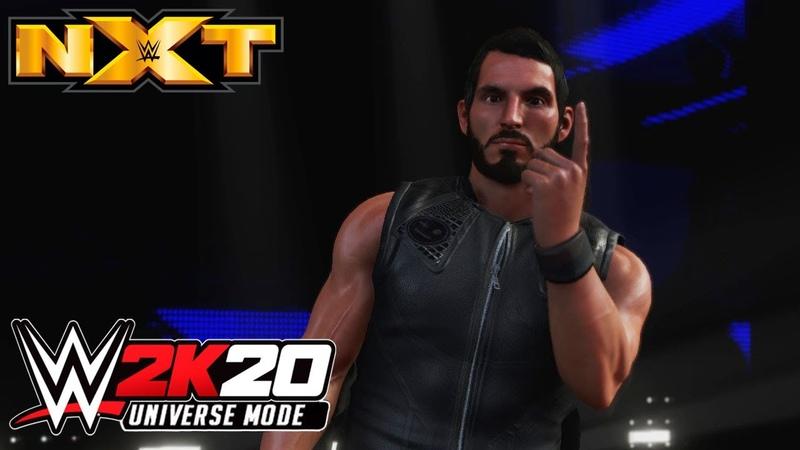 WWE 2K20 Universe NXT На Русском 10