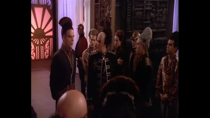 Babylon-5 - Season 4, Episode 5 «The Long Night»