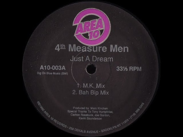 4th Measure Men Just A Dream Bah Bip Mix