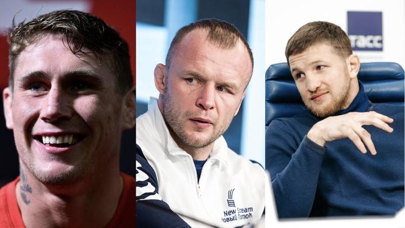 Шлеменко остался без соперника, Тилл принял вызов, следующий соперник Минеева