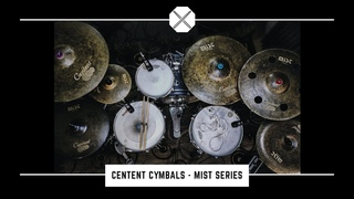 Centent Cymbals MIST series (review by Oleg Komlev)