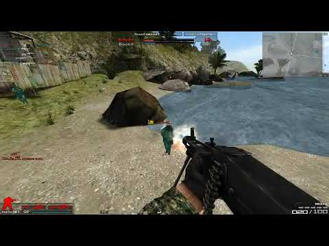 Combat Arms RU norecoil and nospread