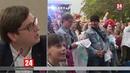 Аксёнов обсудил с лидерами студенческих организаций создание Комитета по делам молодёжи РК