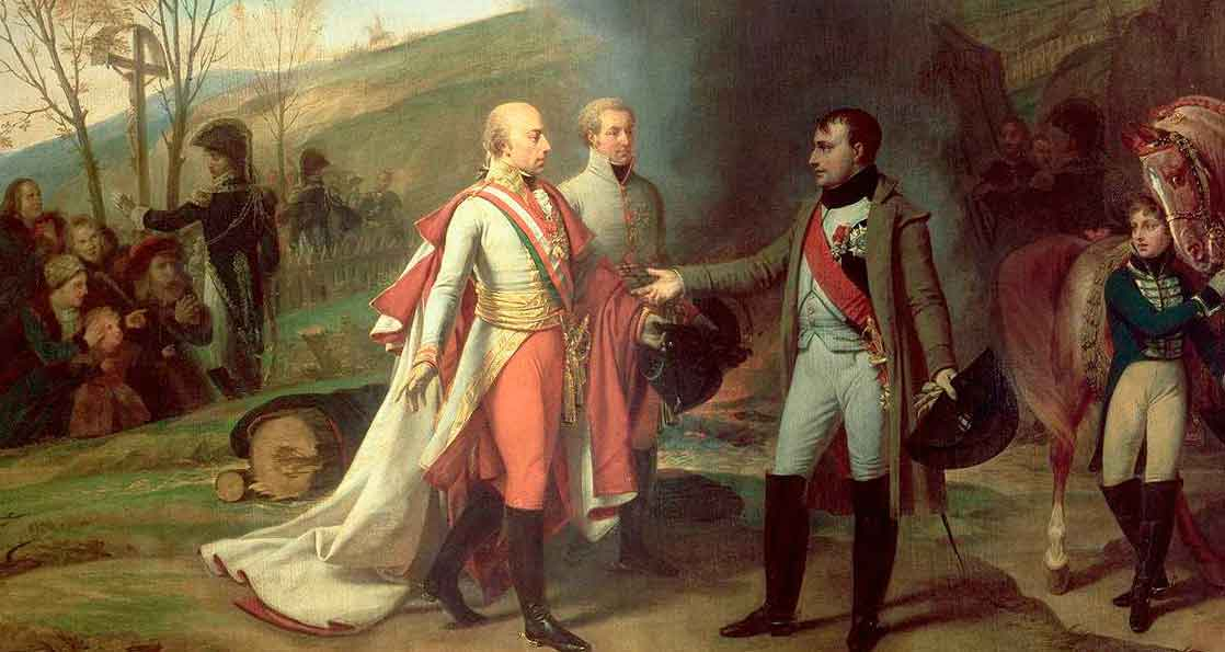Наполеон и Франц