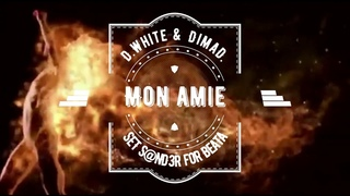 D.White & DimaD. - Mon amie (Set S@nD3R for Beata) NEW ITALO DISCO, 2020
