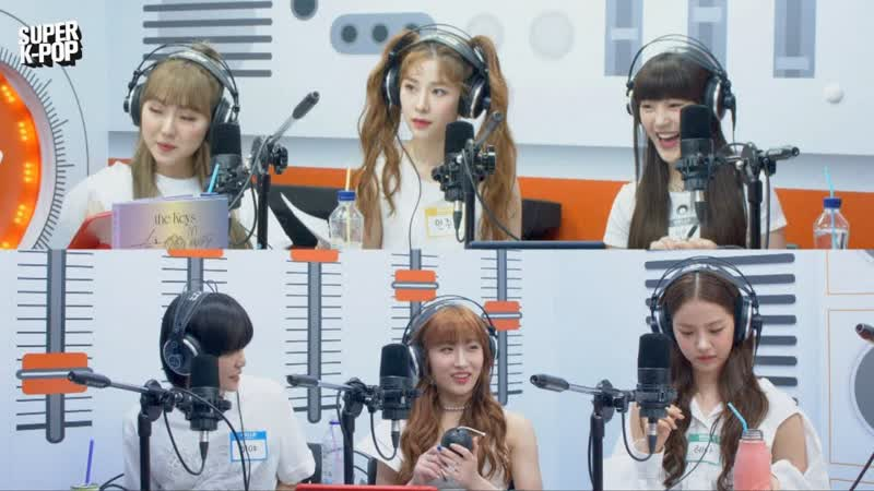 Super K Pop GWSN 공원소녀 s Full Episode on Arirang Radio