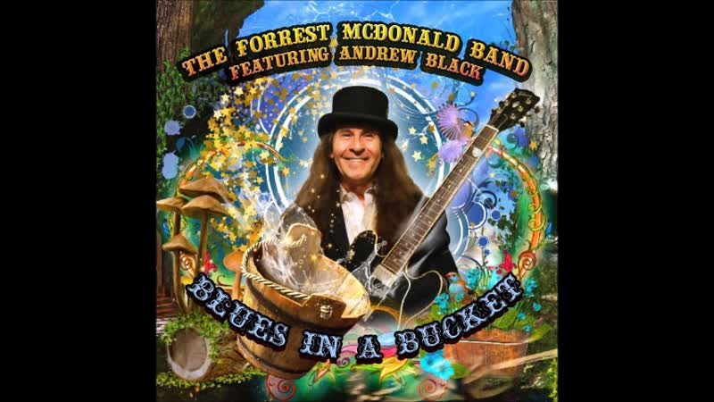 The Forrest McDonald Band2020-Blues in a bucket