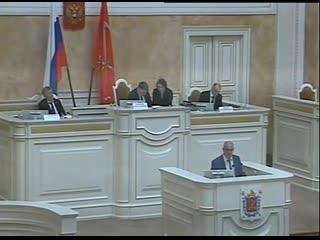 Максим Резник о введении пропускной системы в Петербурге