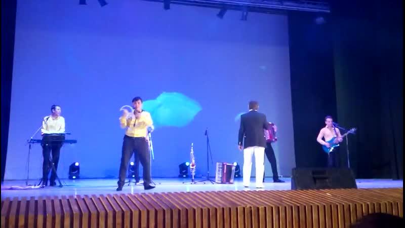 Концерт Нафката Нигматуллина