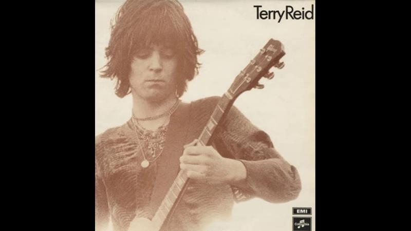 Terry Reid - Selftitled 1969 Full Vinyl UK