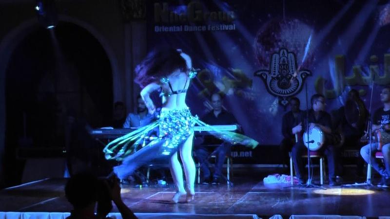 Kristina Derkach- Meganse - Nile Group festival 2018 Cairo