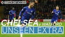 TUNNEL ACCESS: Hazard's 100th and 101st Chelsea Goals Grab The Win | Unseen Extra
