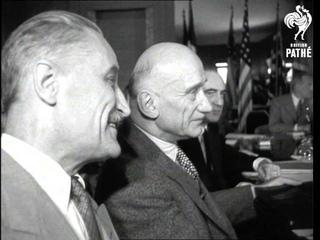 Selected Original - Meeting Of Big Three (1950)