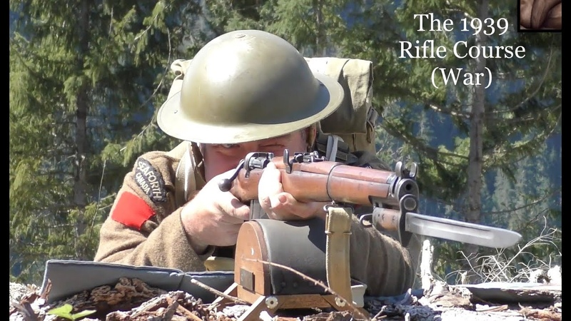 The No 1, Mk III* Short, Magazine, Lee Enfield (SMLE): Musketry of WWII - 1939 Rifle Course (War)