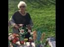 Выставка цветов Александровская крепость